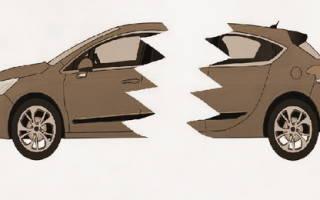 Договор дарения доли автомобиля образец