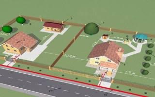 Правила постройки дома на участке ИЖС