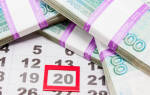 Установление сроков выплаты заработной платы работникам