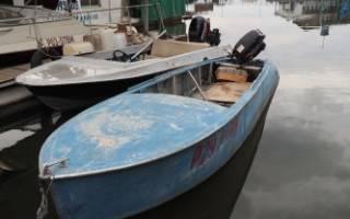 Договор купли продажи лодки ПВХ образец