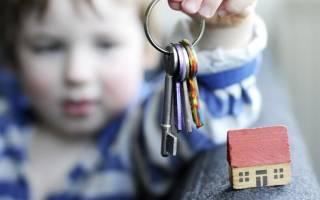 Развод с ипотекой и ребенком судебная практика