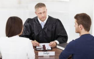 Как правильно оформить развод с мужем