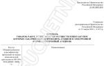 Правила проведения электронного аукциона по 44 ФЗ